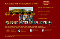 1704-Raid On Deerfield homepage